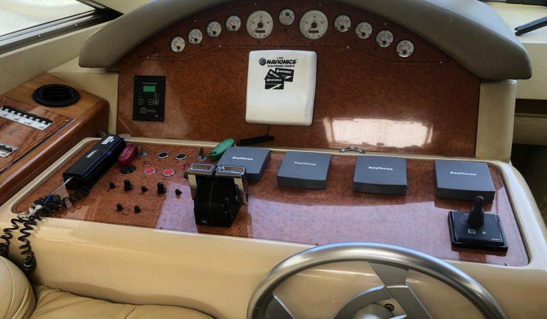 Ferretti 430 fly pieno